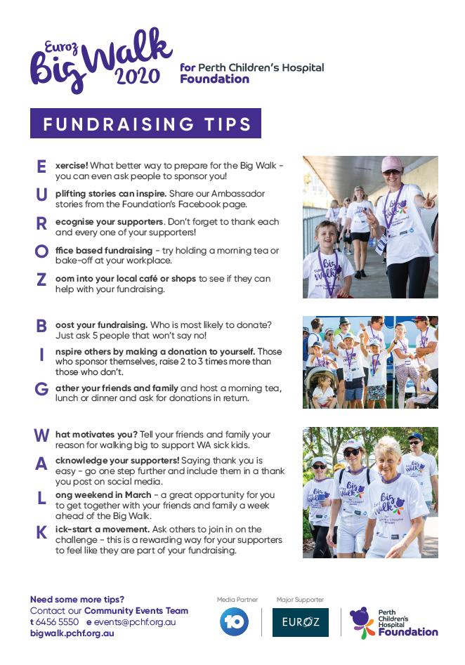 P2P Fundraising Tips